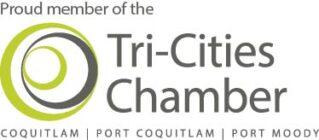 Chamber logo - member of - stacked